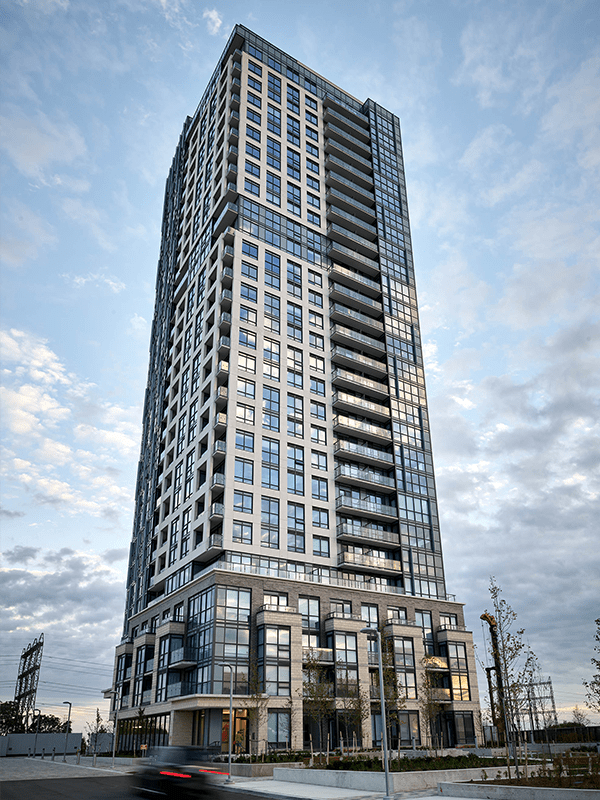 The Kip Tower One - Exterior - Toronto