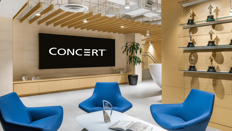 News and Media Concert Office